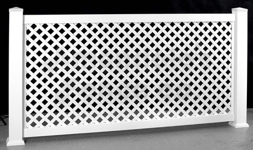 Lattice panel for privacy plans diy free download side for Irish mail cart plans