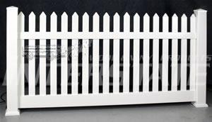 A Vinyl Fence  Deck Wholesaler-Vinyl Fence-Vinyl Fencing